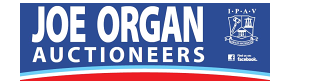 Joe Organ Auctionneers Logo